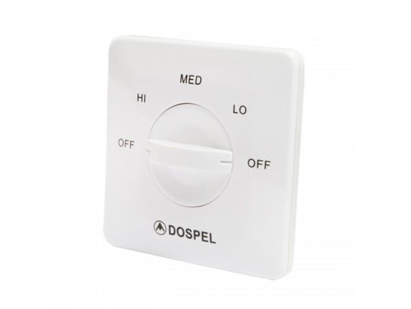 Переключатель 3-х позиционный DOSPEL 007-4350