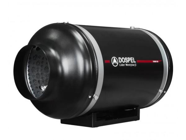 Канальный малошумный вентилятор DOSPEL TURBO SILENT 160