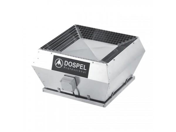 Крышный промышленный вентилятор DOSPEL WDD 400-H2