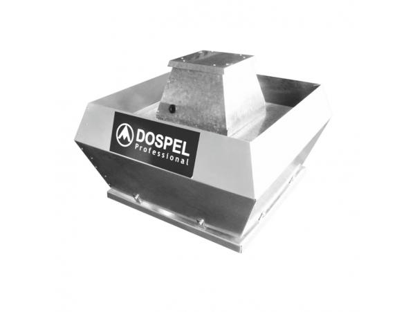 Крышный промышленный вентилятор DOSPEL WDH 400