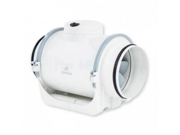 Канальный вентилятор SOLER&PALAU TD EVO-200 T N8