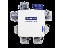 Адаптивная система вентиляции VILPE Healthbox 3.0