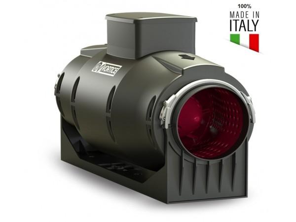 Канальный шумоизолированный вентилятор VORTICE LINEO 200 T QUIET