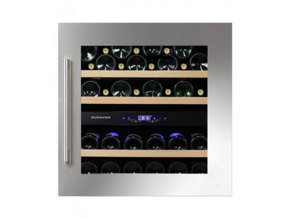 Винный холодильник Dunavox DAB-36.80DSS
