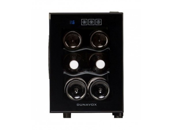 Винный холодильник Dunavox DAT-6.16C