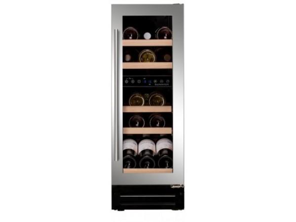 Винный холодильник Dunavox DX-17.58SDSK/DP