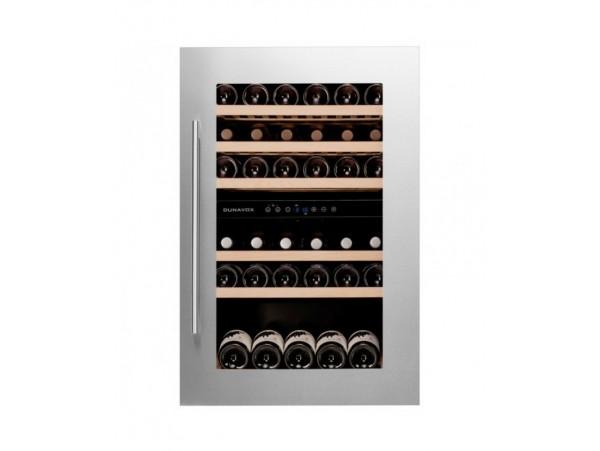 Винный холодильник Dunavox DX-41.130BSK