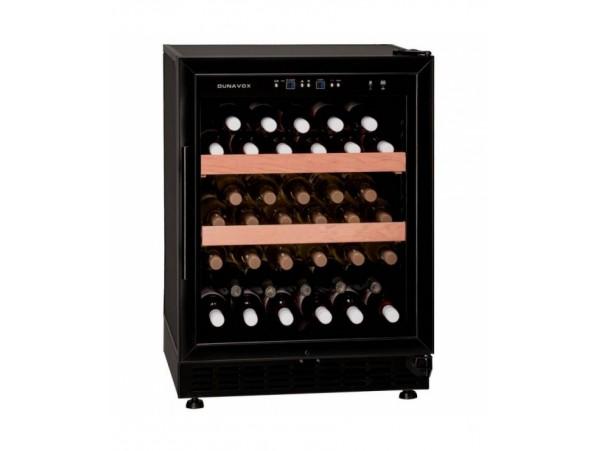 Винный холодильник Dunavox DX-46.103K