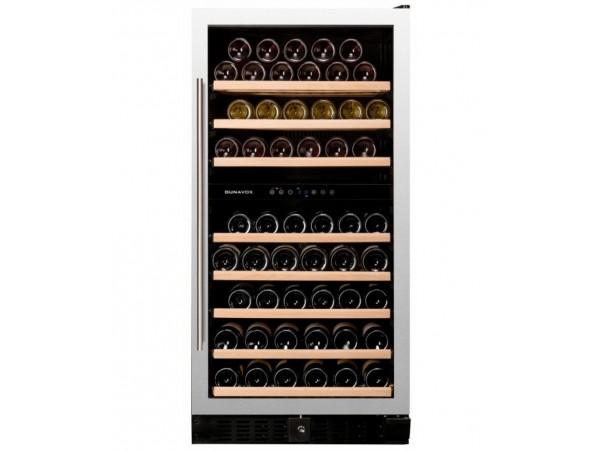 Винный холодильник Dunavox DX-94.270SDSK