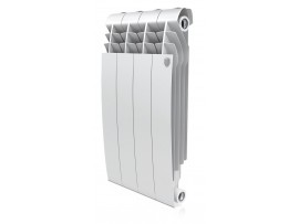 Радиатор Royal Thermo BiLiner 500 (4 секции) белый