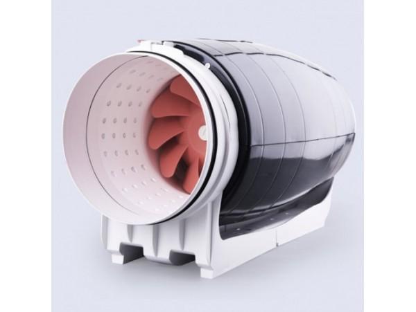 Канальный шумоизолированный вентилятор BINETTI FDS-200 SILENT