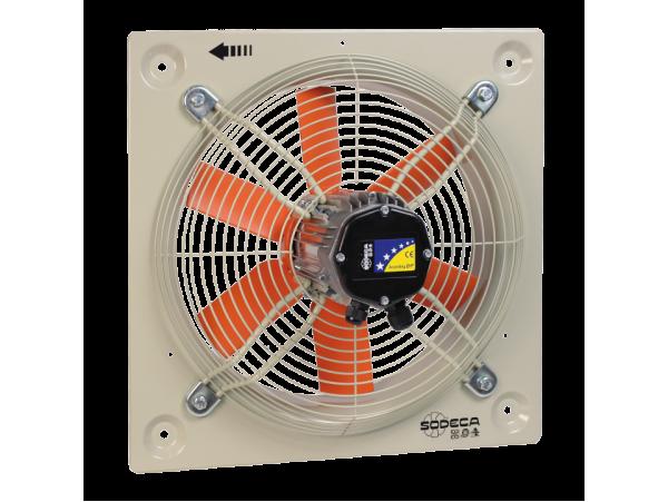 Осевой вентилятор SODECA HEP-25-2M/H