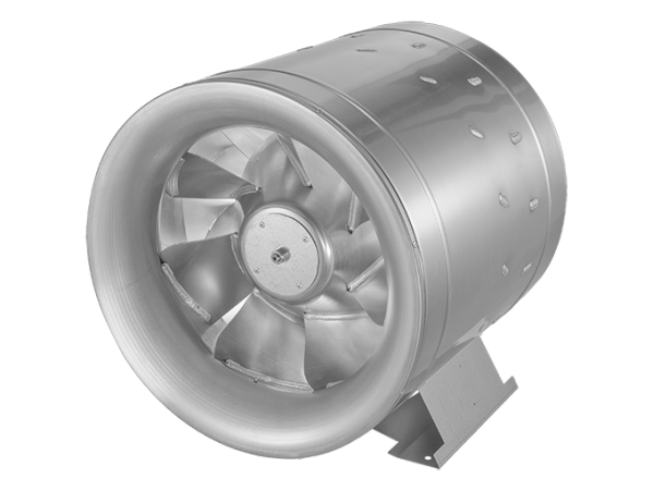 Канальный высокоэффективный вентилятор RUCK EL 450 D4 01