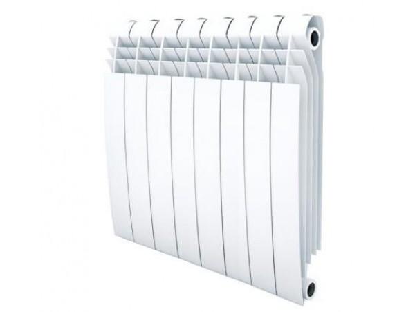 Радиатор Royal Thermo BiLiner 500 (10 секций) белый