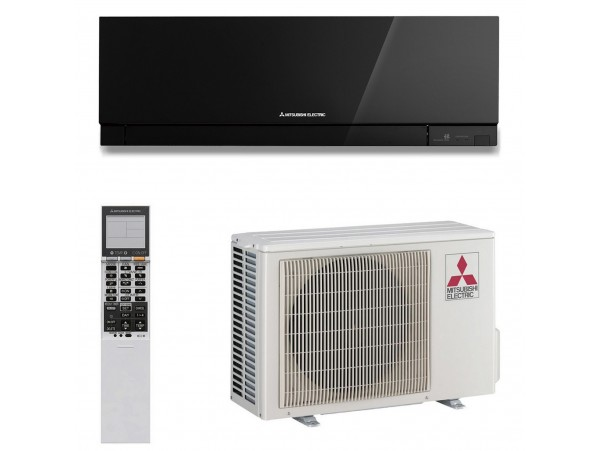Кондиционер MITSUBISHI ELECTRIC MSZ-EF25VE2B/MUZ-EF25VE (black)