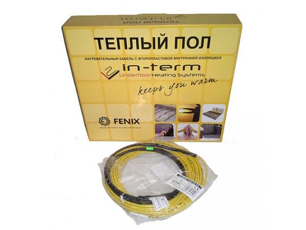 Двужильный нагревательный кабель IN-TERM 20/640