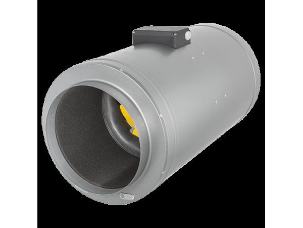 Канальный шумоизолированный энергоэффективный вентилятор RUCK EMIX 150L E2M 11