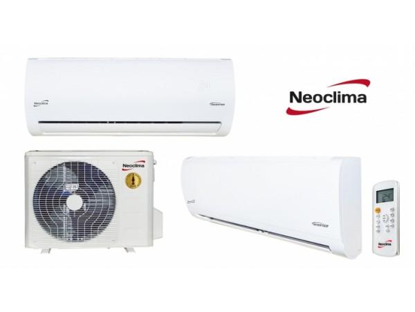 Кондиционер NEOCLIMA Therminator Inverter 2.0 NS-07AHEIW / NU-07AHEIW