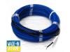 Тонкий двужильный кабель PROFI THERM Еко Flex 1650 Вт.