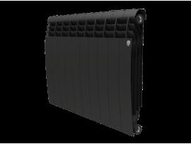 Радиатор Royal Thermo BiLiner 500 (6 секций) черный