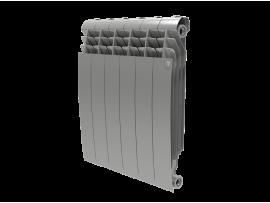 Радиатор Royal Thermo BiLiner 500 (6 секций) серый