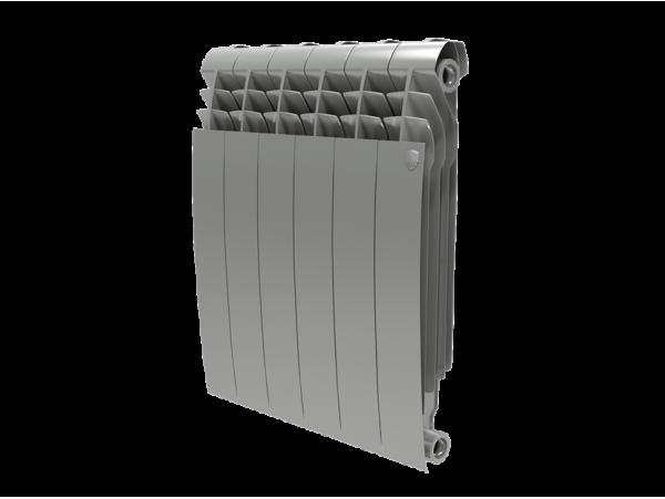 Радиатор Royal Thermo BiLiner 500 (12 секций) серый