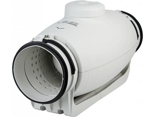 Канальный шумоизолированный энергоэффективный вентилятор с таймером SOLER&PALAU TD-250/100 SILENT T