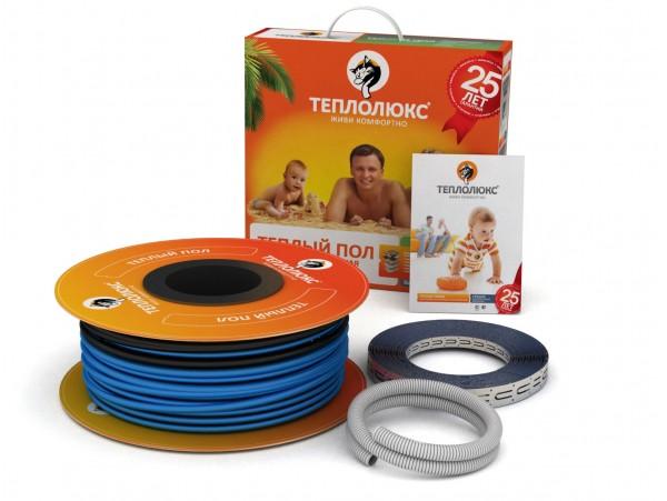 Двухжильный нагревательный кабель ТЕПЛОЛЮКС Tropix 20ТЛБЕ2-5